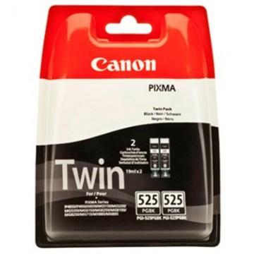 Twin Pack Cartus Black PGI-525BK Canon MG5150
