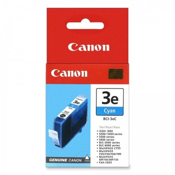 Poze Cartus Cyan BCI-3EC Canon BJC 6000