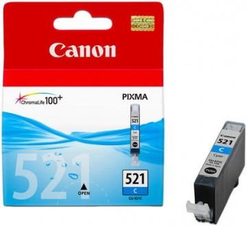 Poze Cartus Cyan CLI-521C Canon IP4600