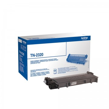 Poze Cartus Toner Black TN2320 Brother DCP-L2500 ,L2520/L2540/L2560/L2700/L2300/L2340/2360/2365/MFC2700