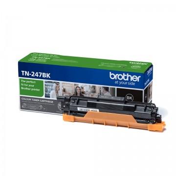 CARTUS TONER BLACK TN247BK BROTHER DCP-L3510C,L3550C,HL-L3210C HL-L3270C, MFC-L3730C,MFC-L3770C ,