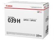 Cartus Toner CRG039H 25K Canon Lbp351X