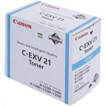 Cartus Toner Cyan C-EXV21C Canon IRC 2880/2380/3080/3380/3580/