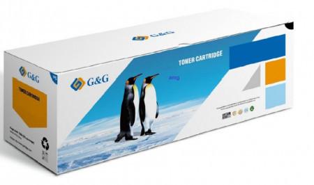 Poze Cartus toner JUMBO G&G PATENT FREE CE255X,HP laserjet P3015 Compatibil