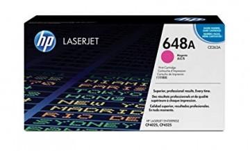 Cartus Toner Magenta HP 648A CE263A HP Laserjet CP4025 ,CP4525