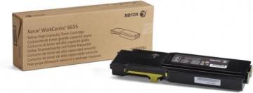 Cartus toner Yellow 106R02754 Xerox WORKCENTRE 6655X
