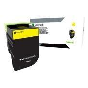 Cartus Toner Yellow 80C0H40 Nr.800H4 Lexmark CX410