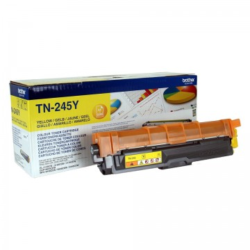 Cartus Toner Yellow TN245Y Brother DCP-9015, DCP-9020, HL-3140, HL-3170, MFC-9140, MFC-9340