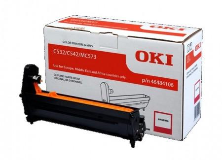 Poze Unitate Cilindru Magenta Oki C532 ,MC563 ( 46484106)