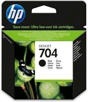 Poze CARTUS BLACK HP 704 CN692AE ORIGINAL HP DESKJET 2060