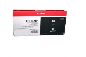 Cartus Black PFI-702BK Canon IPF 9000  IPF 8100