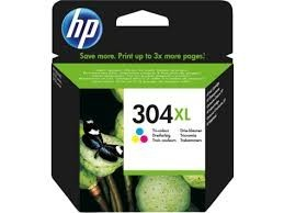Poze Cartus Color HP 304XL N9K07AE HP Deskjet 2620 /Deskjet 2630