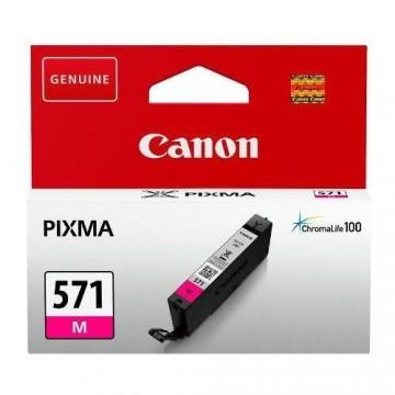 Poze Cartus Magenta CLI-571M Canon Pixma MG6850
