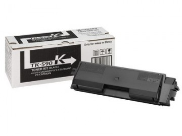 Cartus Toner Black TK-590K Kyocera FS-C2016 , FS-C2026, FS-C2126 ,FS-C5250