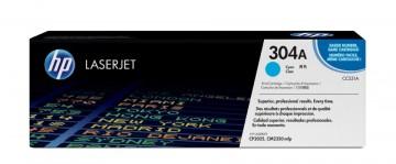 Cartus Toner Cyan HP 304A CC531A , HP Laserjet CP2025