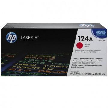 Poze Cartus Toner Magenta HP 124A Q6003A HP Laserjet 2600N
