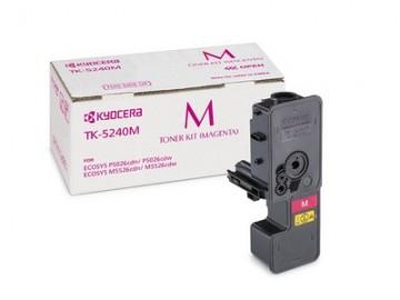 Cartus Toner Magenta Tk-5240M Kyocera M5526/5026/  ( 1T02R7BNL0 )