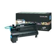 Cartus Toner Return Cyan C792A1CG Lexmark C792, X792