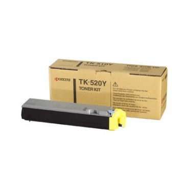Cartus Toner Yellow TK-520Y Kyocera FS-C5015 N ( 1T02HJAEU0 )