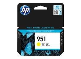 Poze Cartus Yellow HP 951 CN052AE HP Officejet Pro 8100   Pro 8600 Pro 8610  Pro 8620