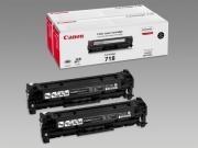 Poze Twin Pack Cartus Toner Black CRG-718 2X3,4K Canon LBP 7200CDN