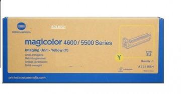 Poze Unitate Cilindru Yellow A03105H  Minolta MAGIColor 4650/4690/4695/4690/5650/5670