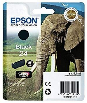 Poze Cartus Black Nr.24 C13T24214010 Epson Xp-750,XP-850