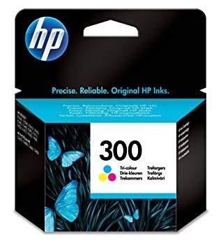 Cartus Color HP 300 CC643EE 4ml Original HP Deskjet D2560