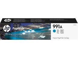 Poze Cartus Cyan HP 991A M0J74AE HP PageWide Pro 750 Pro 772 Pro777