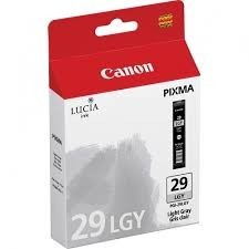 Poze Cartus Light Grey PGI-29LGY Canon Pixma PRO-1