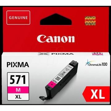 Poze Cartus Magenta CLI-571XLM Canon Pixma MG6850