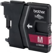 Poze Cartus Magenta LC985M Brother DCP-J315W, DCP-J125, DCP-J140W, DCP-J515W, MFC-J220