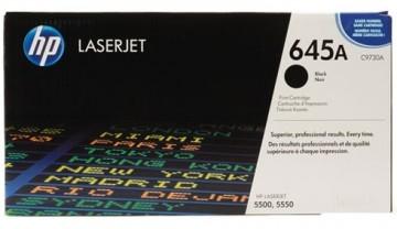 Cartus Toner Black HP 645A C9730A HP Laserjet 5500