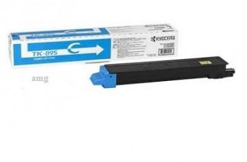 Cartus Toner Cyan TK-895C Kyocera FS-C8020/C8025C8520/C8525
