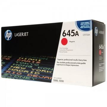 Cartus Toner Magenta HP 645A C9733A HP Laserjet 5500