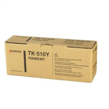 Cartus Toner Yellow TK-510Y Kyocera FS-C5020/C5025/C5030