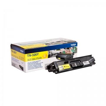Cartus Toner Yellow TN326Y Brother HDCP-L8400, DCP-L8450, HL-L8250, HL-L8350, HL-L9200, MFC-L8650, MFC-L8850
