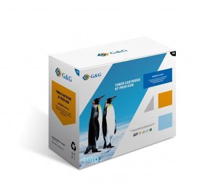 Poze G&G toner NR.81X CF281X Compatibil ,HP laserjet MFP M630,M605