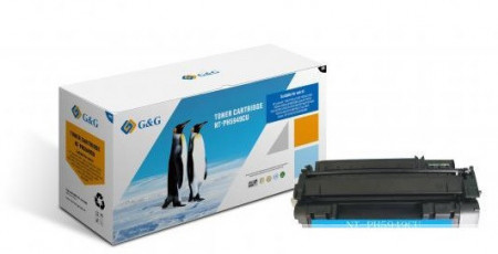 Poze HP laserjet 1160cartus toner G&G Q5949A Q7553A 2,5K Compatibil