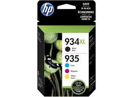 Poze Value Pack HP 934Xl/935Xl X4E14AE Bk/C/M/Y Original Hp Officejet Pro 6830 E-Aio