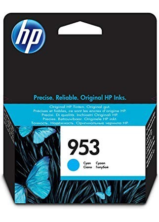 Cartus Cyan HP 953 F6U12AE Original HP Officejet Pro 8210
