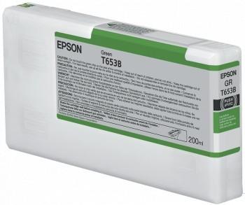 Poze Cartus Green   Epson Stylus Pro 4900 ( C13T653B00 )