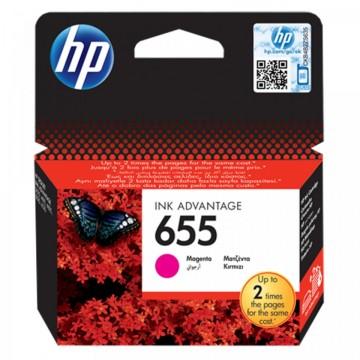 Poze Cartus Magenta HP 655 CZ111AE Original HP Deskjet 3525 E-AIO