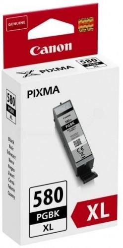 Cartus Pigment Black PGI-580PGBK XL Canon Pixma TS6150