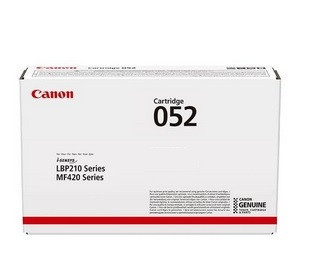 Poze Cartus Toner Crg-052 Canon Lbp 212 ,LBP 214DW, LBP 215X, MF421, MF426, MF428, MF429( CRG052)