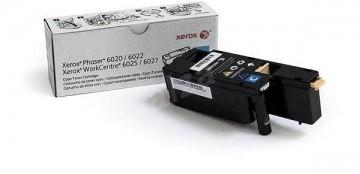 Cartus toner Cyan 106R02760 Xerox Phaser 6020/WC 6022/WC 6027