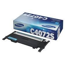 Poze Cartus toner Cyan Clt-C4072S Samsung Clp-320 ,CLP-325,CLX-3185,