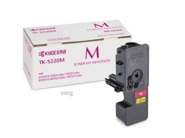 Cartus Toner Magenta Tk-5220M Kyocera Ecosys M5521 (1T02R9BNL1)
