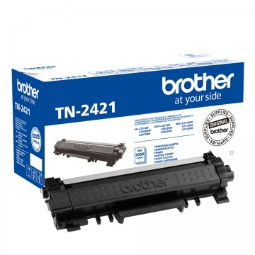 Cartus Toner TN2421 Brother DCP-L2512, DCP-L2532, DCP-L2552, HL-L2312, MFC-L2712, MFC-L2712, MFC-L2732,