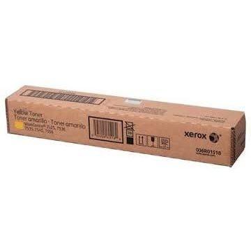 Cartus toner Yellow 006R01518 Xerox WC 7525/7530/7545/7835/7845/